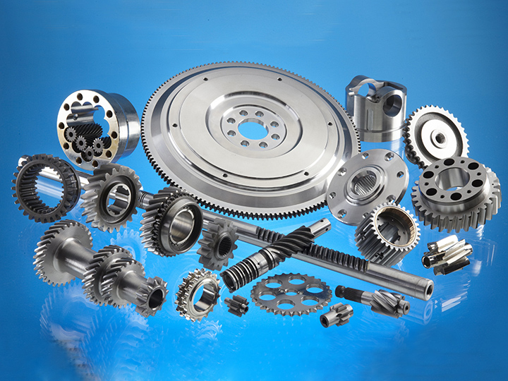 Components for the Autosport Industry