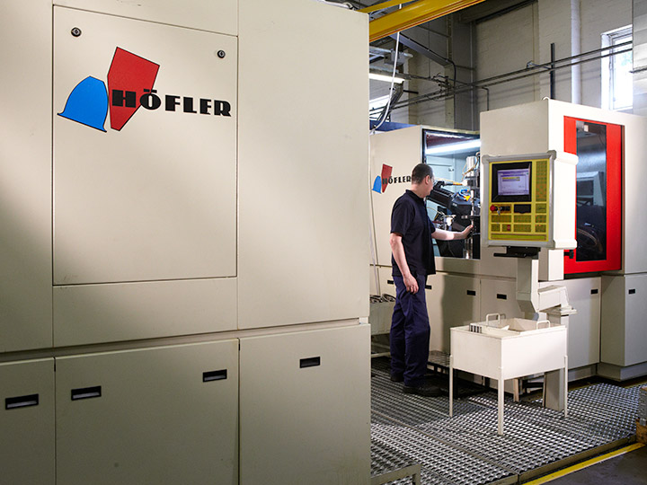 Hoefler gear grinding machines