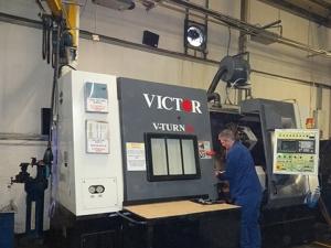 Victor V36 CNC Lathe