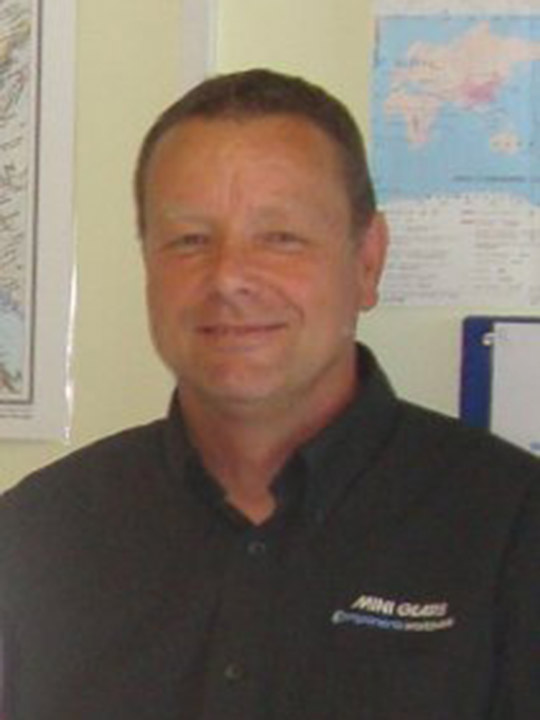 Neil Fogg Sales Director