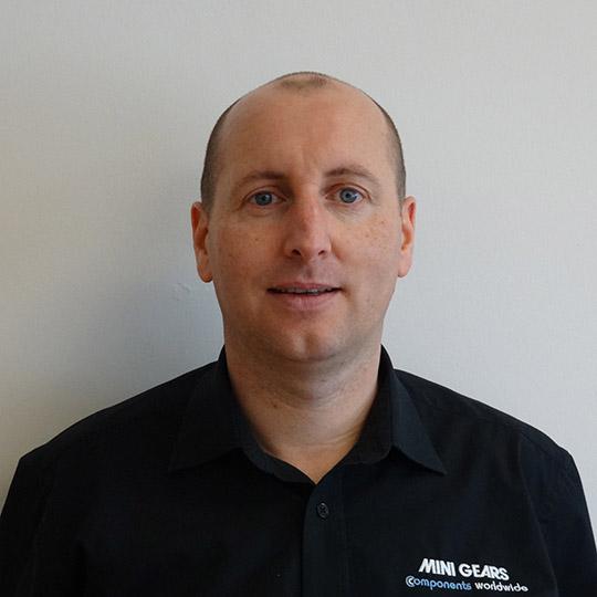 Rob MacNeill Company Secretary