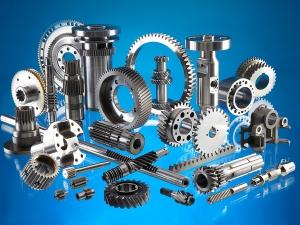 Gear cut components