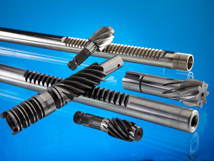 Helical Steering Racks
