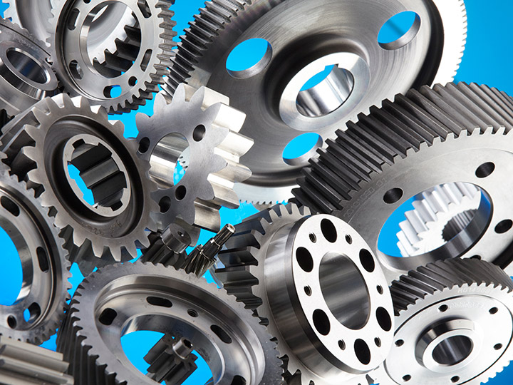 Ground Spur and helical gears
