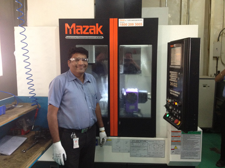 High end machining India