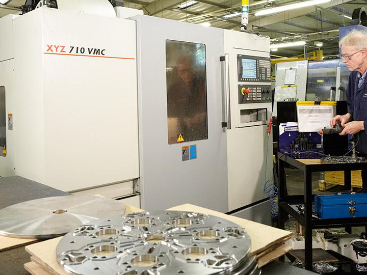 CNC Milling XYZ
