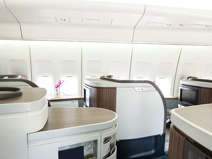 Aircraft Seating Industry
