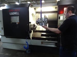 Leadwell LTC 35C