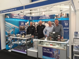 The Mini Gears Team at Offshore Europe 2015