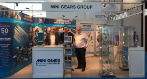 Mini Gears Group at AIX 2017