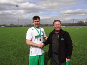 Mini Gears Apprentice plays for SETA F.C.